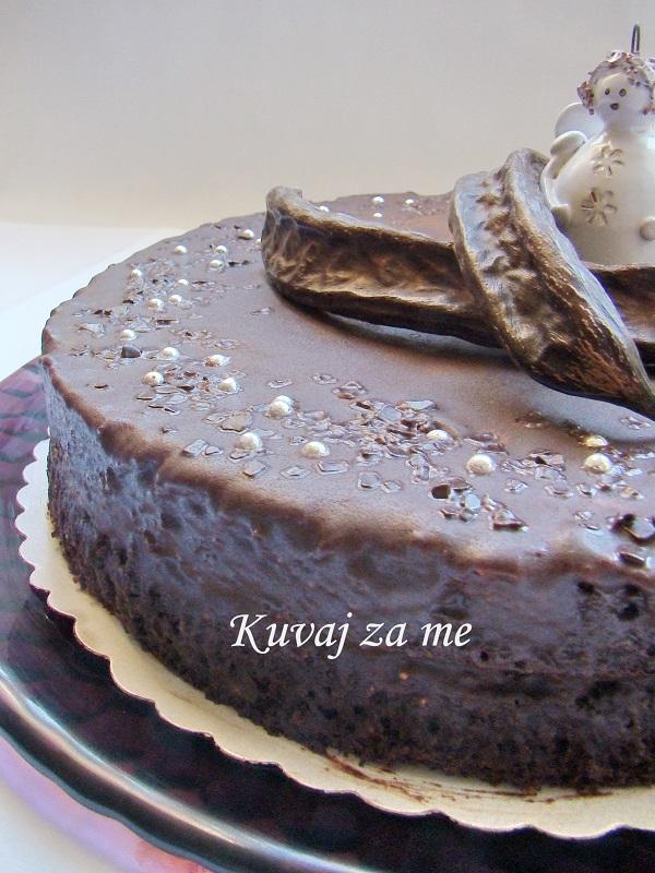 14 Rogac sacher torta